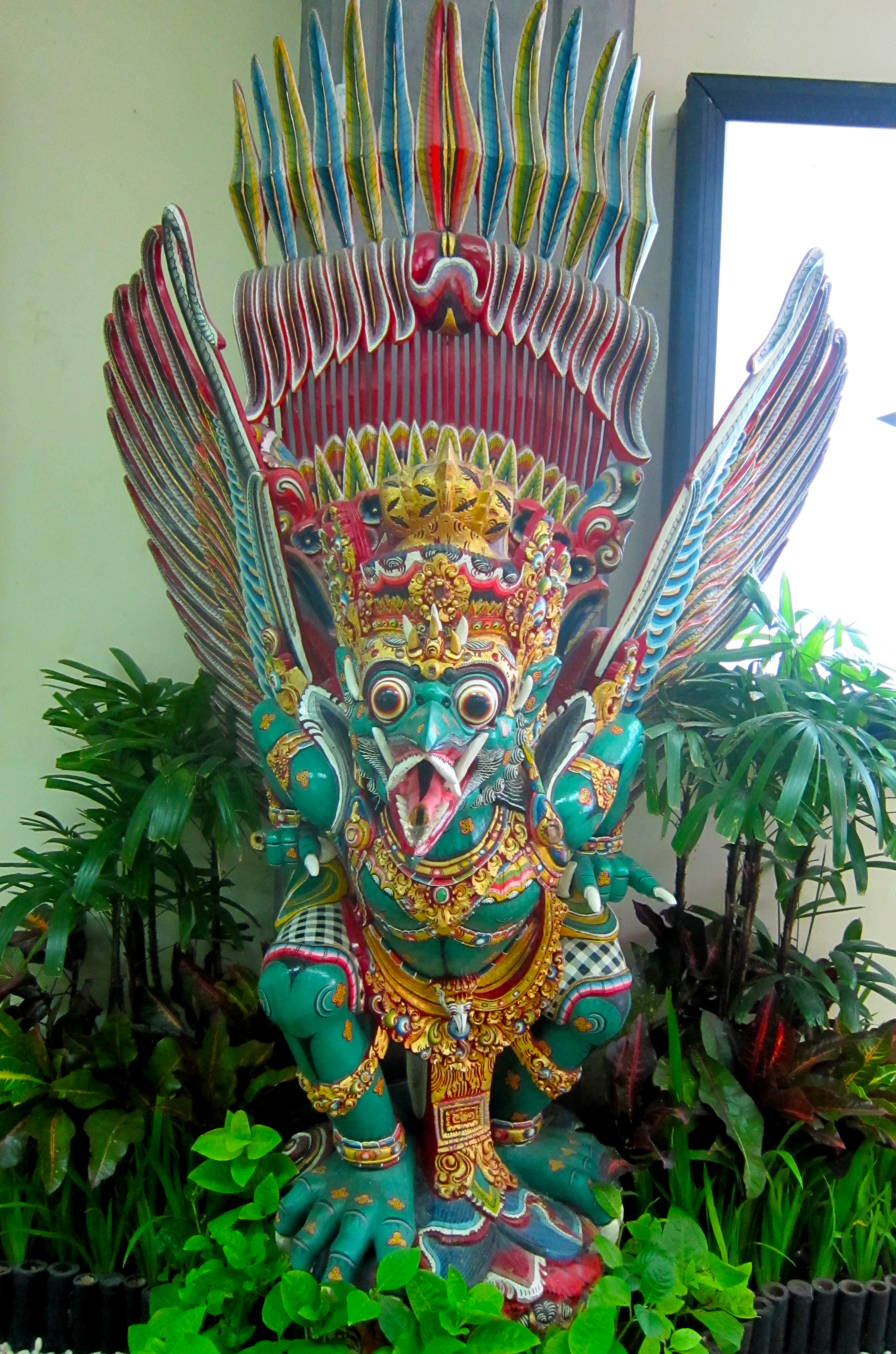 garuda sculpture - photo #34